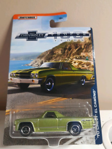 Matchbox GM series 100 years 70 Chevy El Camino