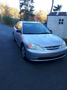 Honda Civic 2002. Parts or repair