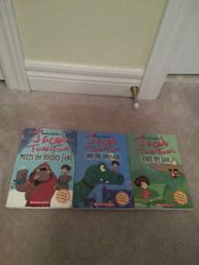Jacob Two Two books-  3 books  available -$2 each or 3 for $5.00