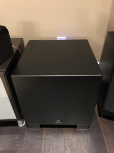 Martin Logan Dynamo 1500x subwoofer with PBK and extra warranty