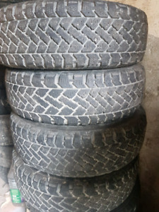 WINTER TIRES  185/65/r14