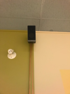 Speaker system and Yamaha 5 disc player