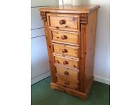 Chest of Drawers - Solid Wood Furniture