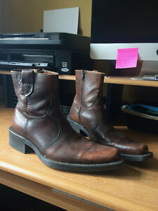 Transit Mens Boots Perfect Condition 8.5-9