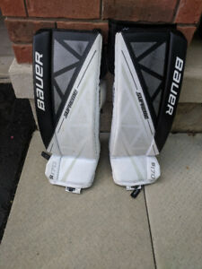 Bauer Supreme Goalie Pads S170-  Junior Small (26 + 1)