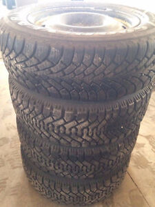 Goodyear Winter Tires and Rims Stratford Kitchener Area image 7