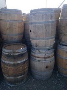 Oak wine & whisky barrels Regina Regina Area image 5