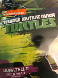 TEENAGE MUTANT NINJA TURTLES DONATELLO HALLOWEEN COSTUME