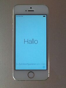 Like New iPhone 5s 16GB Gold Unlocked (ME298C/A)