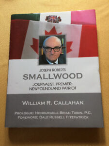 Joseph R Smallwood by William Callahan