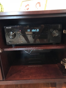 Pioneer Receiver, PSB Speakers, Klipsch Subwoofer