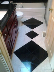 BSIRK BATHROOMS & RENOVATIONS ......FLOORING AND PAINT Windsor Region Ontario image 6
