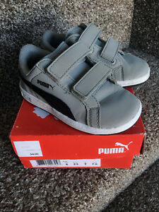 Baby boy shoes PUMA size 7