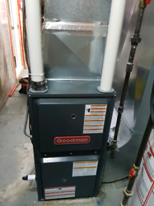 New furnace 2 stage and Air conditioner instaed $3599