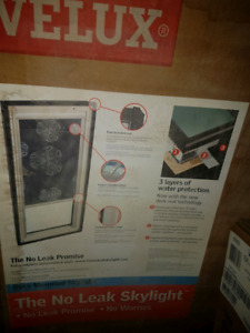 Deluxe skylight with seal kit  $150
