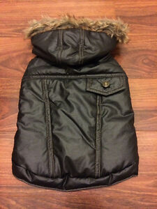 Two Size Large Dog Coats