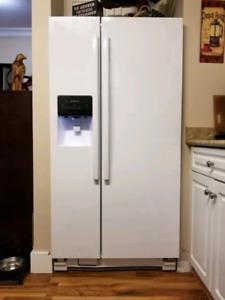 Side x side fridge