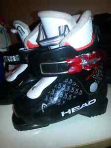 Youth Ski Boots Size 18.5