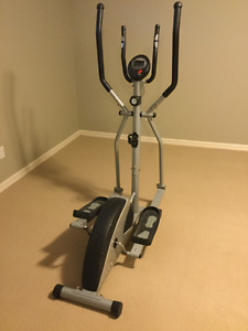 CARDIO STYLE ELYPTICAL EXERCISE MACHINE EXCELLENT CONDITION