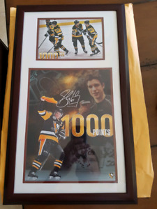 Sidney Crosby 1000th points pictures