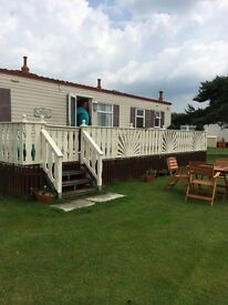 Beautiful 3 bedroom caravan in Bunn Leisure Selsey - Available for October half term