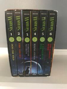 Warriors: The Prophecies Begin - Box Set