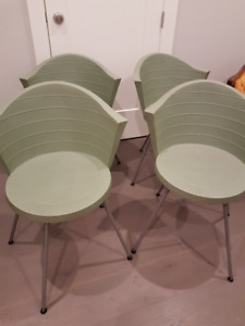 Vintage Ikea chairs $25 each or 4 for $75