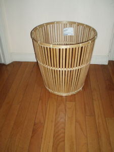 Ikea Basket Indoor Garbage Can Floor Scale Square Mirrors