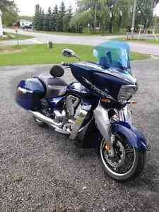 2011 victory cross country  for sale