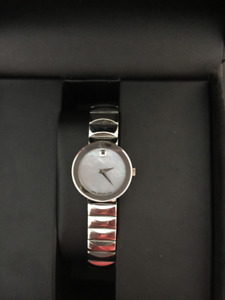 Movado Ladies Mother of Pearl Watch