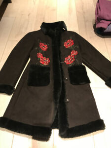 Girls Children's Place Dressy Coat - Size 10/12
