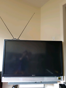 "$15 TV Sony full HD 1080 SXRD 50"" model # kds-50a2000 for sale"