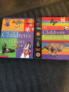 Kids Dictionary and Encyclopedia (new)