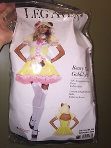 Goldilocks female Halloween outfit