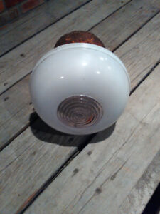 Vintage/antique light fixture