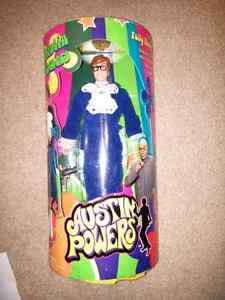 Austin Powers 1998 NIB doll Peterborough Peterborough Area image 1