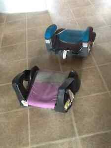 2 Booster car seats in good condition. Gatineau Ottawa / Gatineau Area image 1