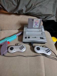 3 cartridge game console (retron)