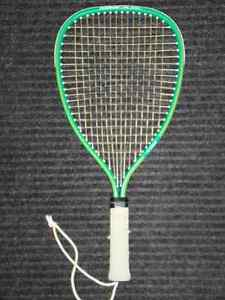 Donnay Raquetball Raquet + Bag