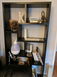 Modern monarch bookcase/book shelves for sale