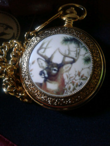 The Franklin  Mint 10 point Buck