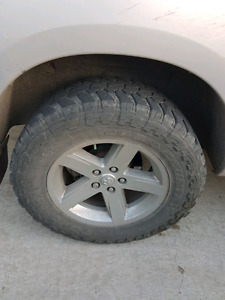 Toyo Mt country 315/60 r20