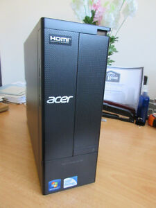 Acer Aspire X1935 Small Form Factor PC Intel Pentium G640 2.8GHz