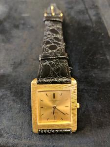 18k Vacheron and Constantine Wrist Watch