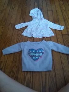 New born girl clothes