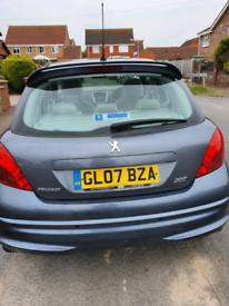 Peugeot 207 1.6lt