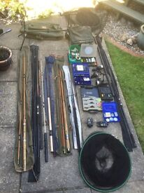 Fishing Set X 6 Rods included