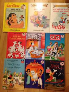 livres passe-partout, Disney, chair de poule, Frissons