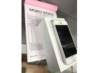 Iphone Se 64gb silver unlocked