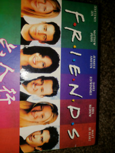 10 Seasons of Friends on DVD !!!!